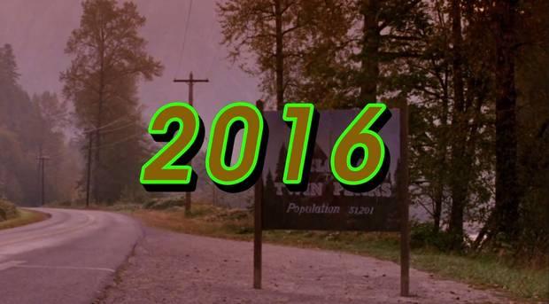 Twin Peaks - Season 3, 2016