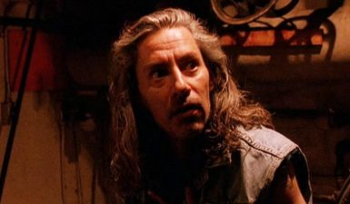 Twin Peaks Killer Bob Halloween costume