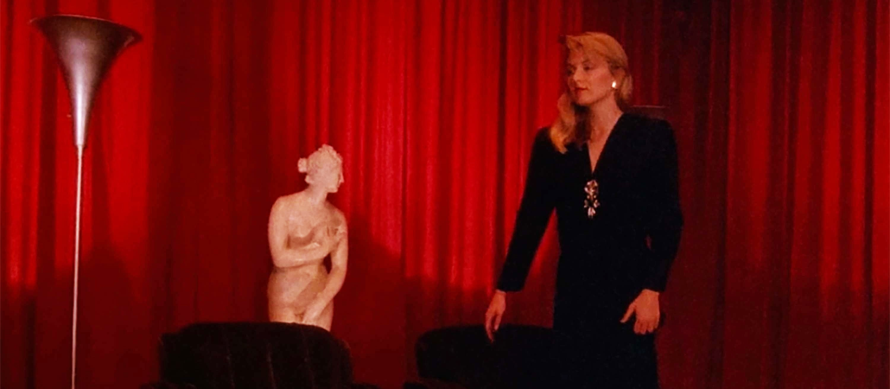 Laura Palmer Black Lodge Halloween Twin Peaks costume