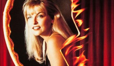 Phot of Laura Palmer in Twin Peaks
