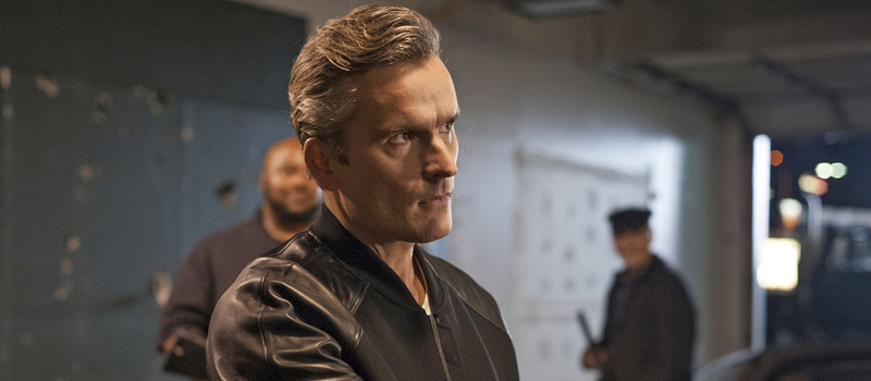 Twin Peaks Season 3 Episode 6 - Richard Horne