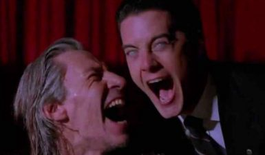 Twin Peaks Season 3 Episode 5 - BOB and Cooper