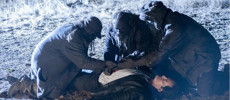 Twin Peaks Season 3 Episode 8 - Evil Cooper