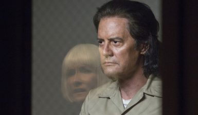 Twin Peaks Season 3 Episode 7 - Diane