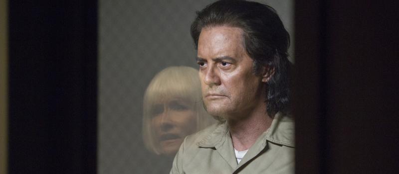 Twin Peaks Season 3 Episode 7 - Diane