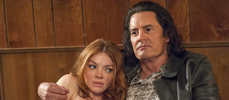 Twin Peaks S03 Episodes 1 - 4 - Evil Dale AKA BOB