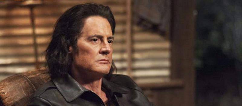 Evil Dale Cooper - Twin Peaks Season 3 Episode 1