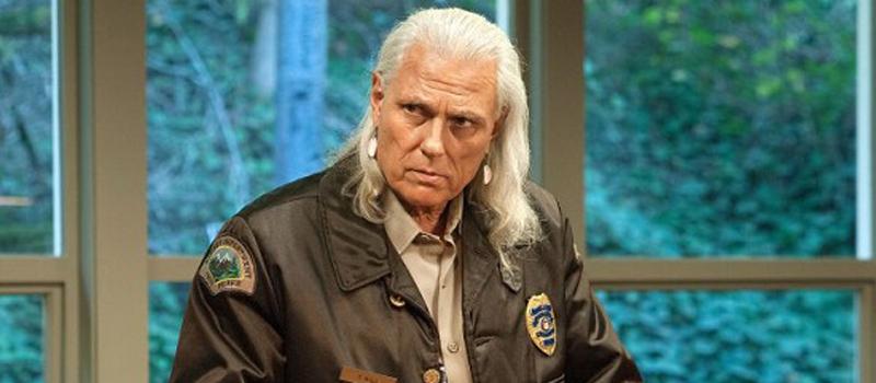 Twin Peaks Season 3 Episode 6 - Hawk