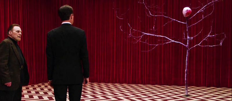 Twin Peaks S03 Episodes 1 - 4 - the Red Room