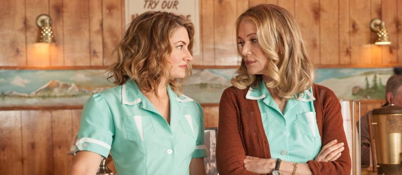 Twin Peaks Season 3 Episode 5 - Shelley and Norma