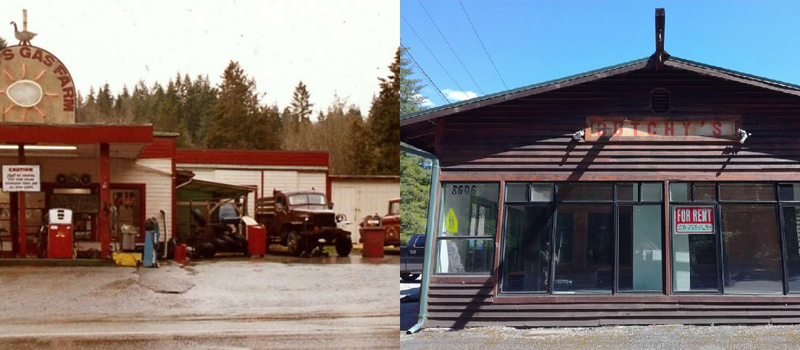 The Real-Life Twin Peaks - Big Ed's Gas Farm
