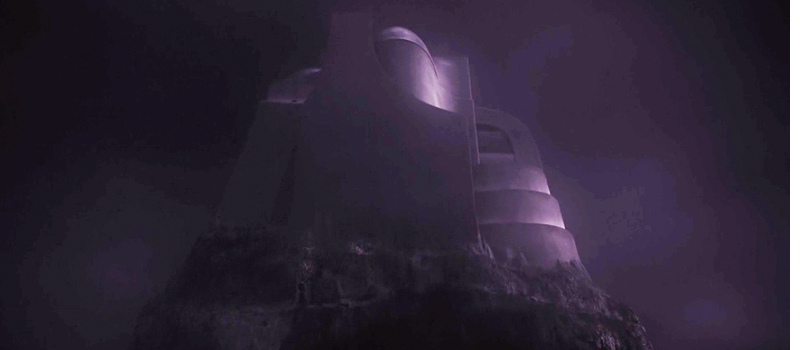 Twin Peaks - The Fireman's Fortress