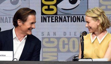 Twin Peaks San Diego Comic-Con 2017