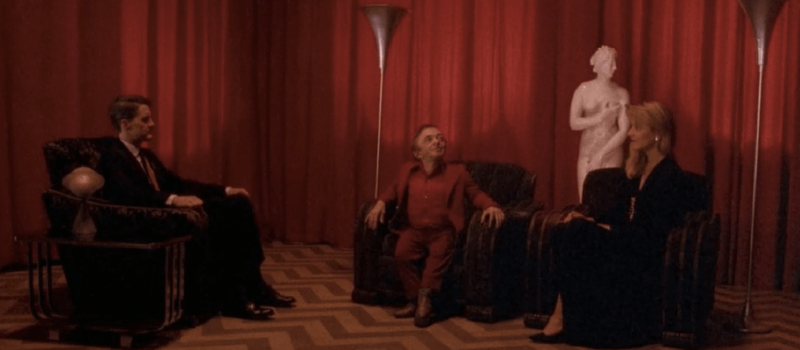 Twin Peaks - The Red Room