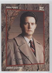 Agent Cooper (Trading Card) 1991 – Autographed