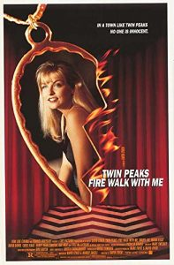 Twin Peaks: Fire Walk with me – Original Movie Poster