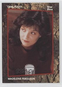 Madeleine Ferguson (Trading Card) 1991 Twin Peaks – Autographed