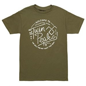 Twin Peaks Welcome to Twin Peaks Adult T-shirt