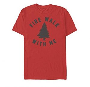 Twin Peaks Fire Walk With Me Adult T-shirt
